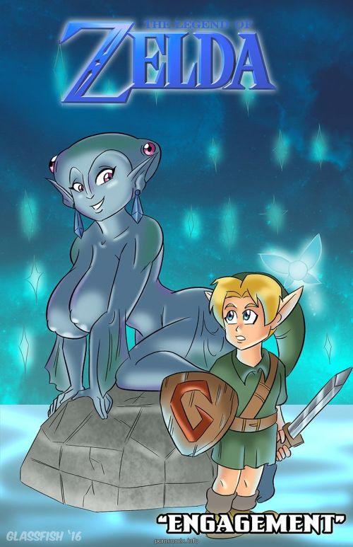 Zelda – Engagement Glassfish